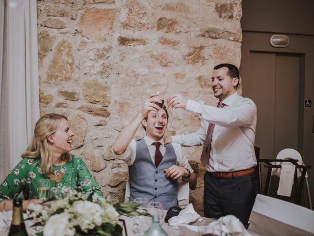La boda de David y Daiva en Sant Marti De Tous, Barcelona 102