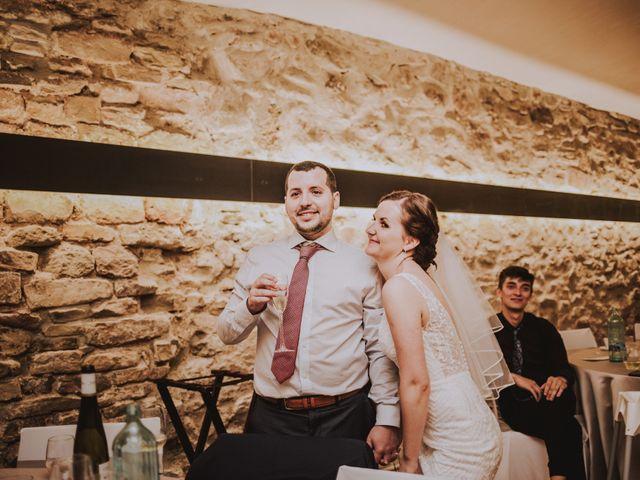 La boda de David y Daiva en Sant Marti De Tous, Barcelona 103