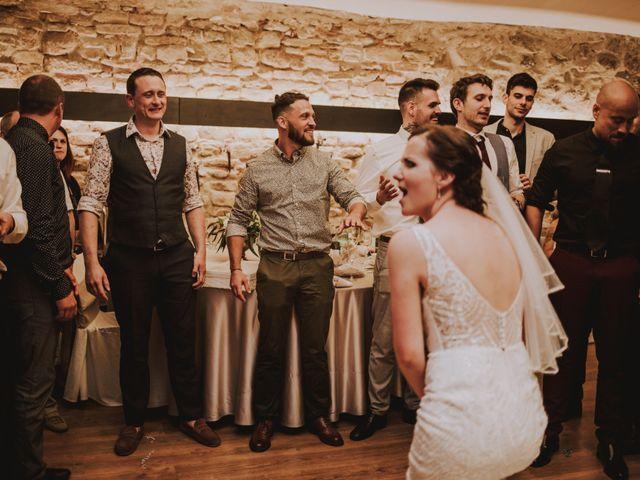La boda de David y Daiva en Sant Marti De Tous, Barcelona 108