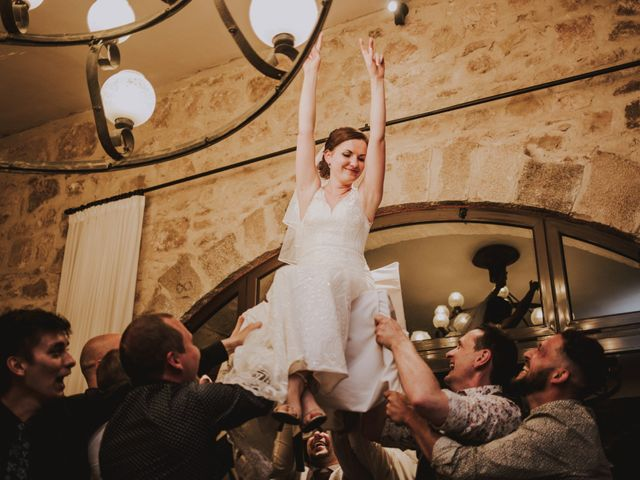 La boda de David y Daiva en Sant Marti De Tous, Barcelona 110