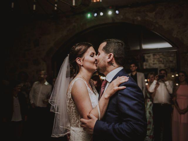 La boda de David y Daiva en Sant Marti De Tous, Barcelona 112