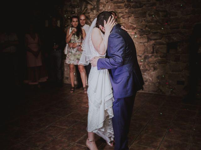 La boda de David y Daiva en Sant Marti De Tous, Barcelona 113