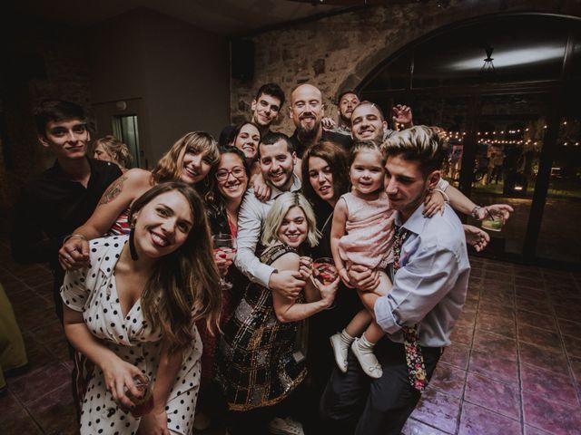 La boda de David y Daiva en Sant Marti De Tous, Barcelona 119