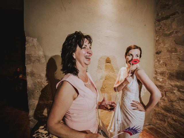 La boda de David y Daiva en Sant Marti De Tous, Barcelona 121