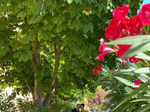 La boda de Israel y Nora en Casalarreina, La Rioja 1