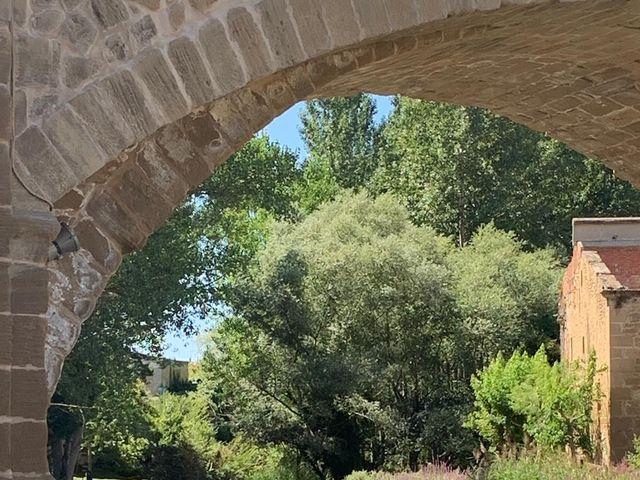 La boda de Israel y Nora en Casalarreina, La Rioja 2