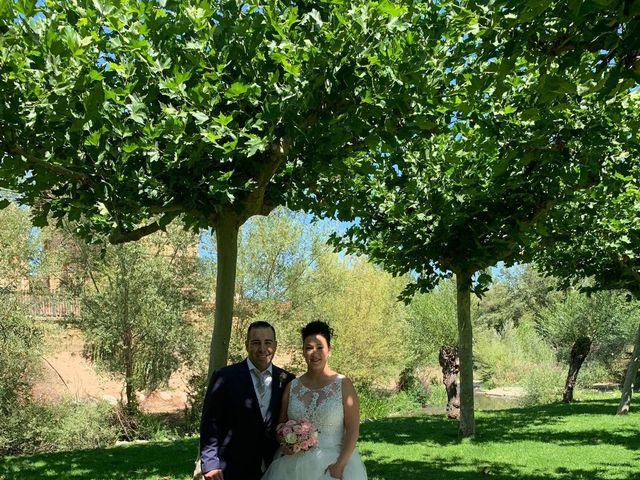 La boda de Israel y Nora en Casalarreina, La Rioja 4