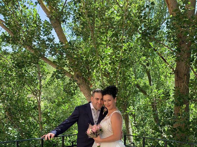 La boda de Israel y Nora en Casalarreina, La Rioja 5