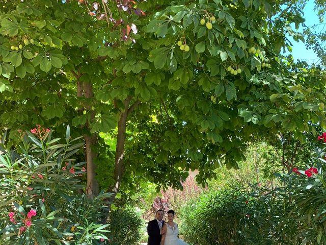 La boda de Israel y Nora en Casalarreina, La Rioja 7