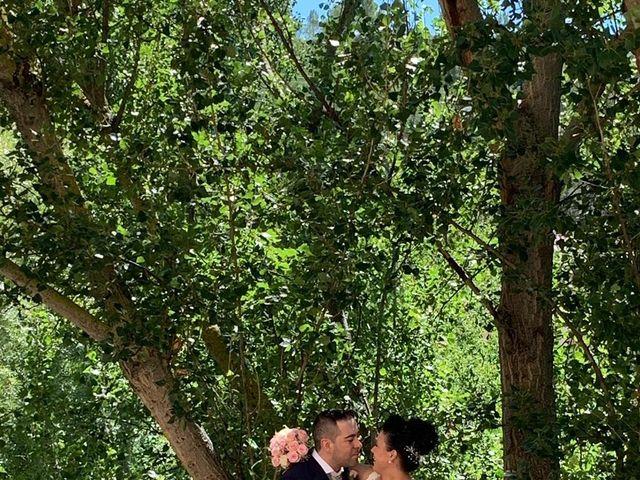 La boda de Israel y Nora en Casalarreina, La Rioja 13