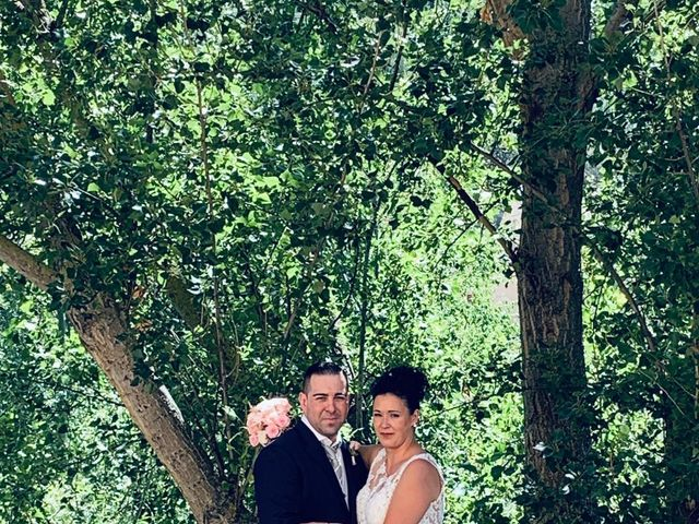 La boda de Israel y Nora en Casalarreina, La Rioja 15