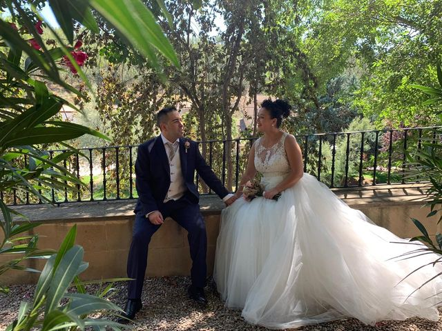 La boda de Nora y Israel