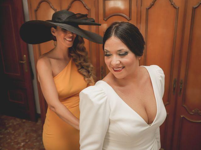 La boda de Jose y Pili en Carmona, Sevilla 23