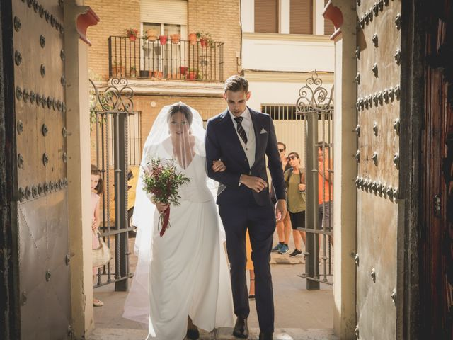 La boda de Jose y Pili en Carmona, Sevilla 30