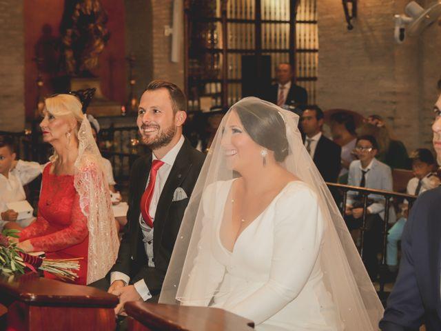 La boda de Jose y Pili en Carmona, Sevilla 32