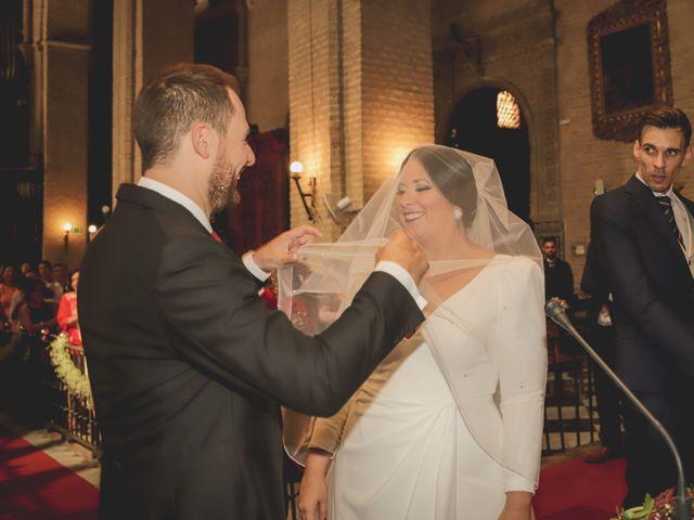 La boda de Jose y Pili en Carmona, Sevilla 34