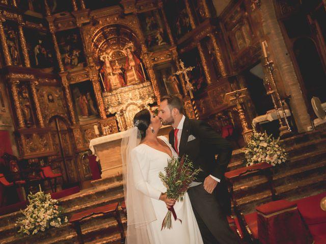 La boda de Jose y Pili en Carmona, Sevilla 37