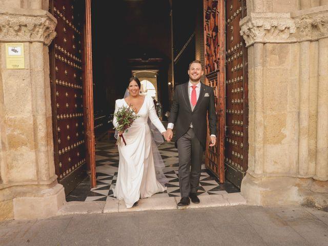 La boda de Jose y Pili en Carmona, Sevilla 38