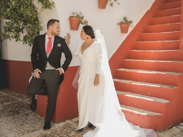La boda de Jose y Pili en Carmona, Sevilla 44