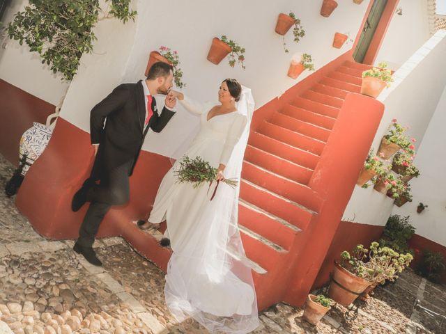 La boda de Jose y Pili en Carmona, Sevilla 45