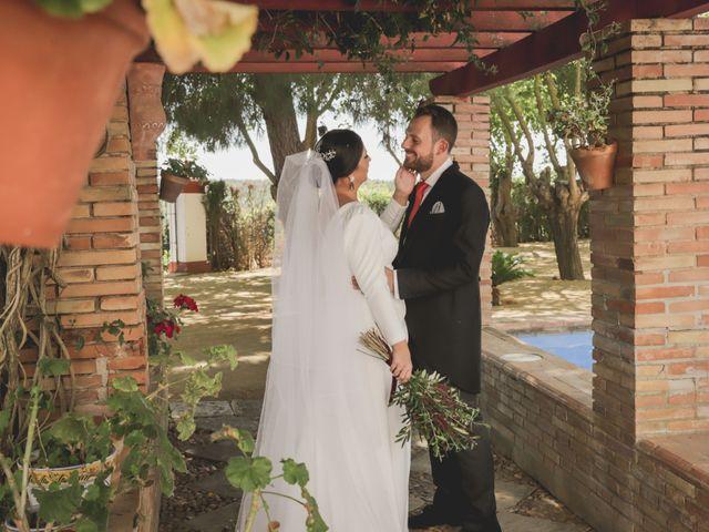 La boda de Jose y Pili en Carmona, Sevilla 47