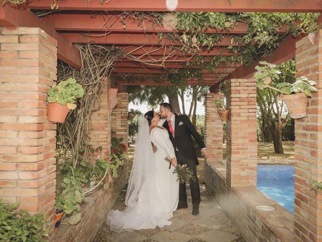 La boda de Jose y Pili en Carmona, Sevilla 48