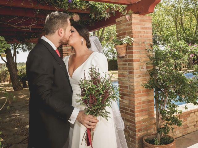 La boda de Jose y Pili en Carmona, Sevilla 50