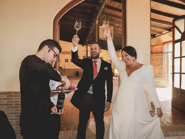 La boda de Jose y Pili en Carmona, Sevilla 51