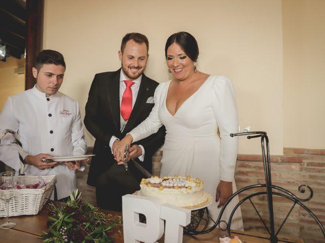 La boda de Jose y Pili en Carmona, Sevilla 53