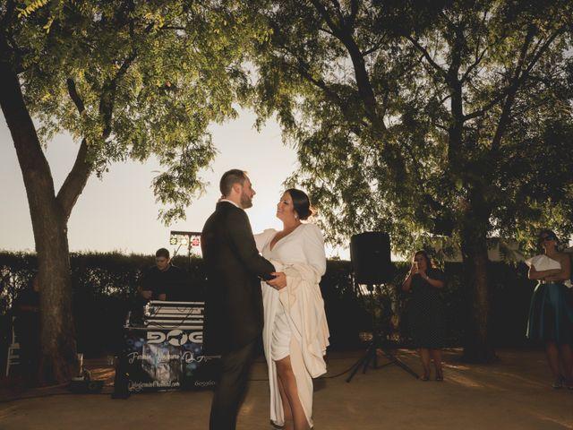 La boda de Jose y Pili en Carmona, Sevilla 54