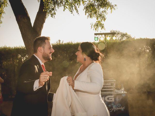 La boda de Jose y Pili en Carmona, Sevilla 55