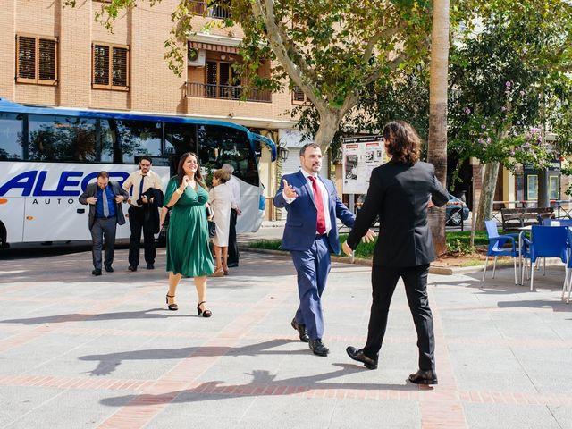 La boda de David y Araceli en Sagunt/sagunto, Valencia 2