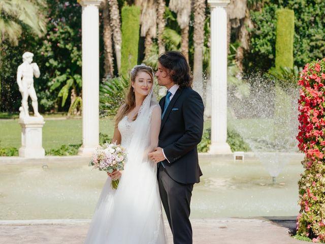 La boda de Araceli y David