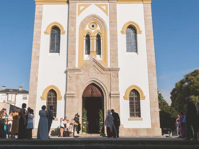 La boda de Martín y Lucía en Navia, Asturias 14