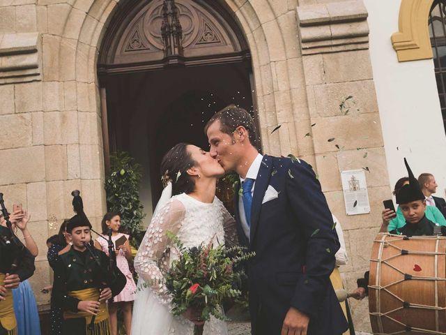 La boda de Martín y Lucía en Navia, Asturias 24