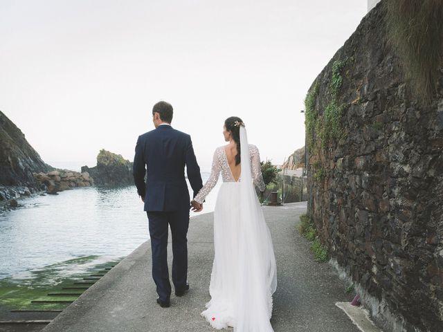La boda de Martín y Lucía en Navia, Asturias 1