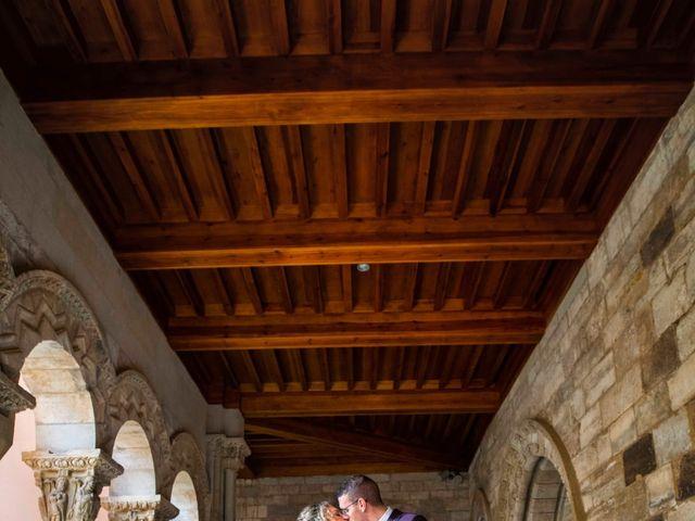 La boda de Ion y Raquel en Tudela, Navarra 2