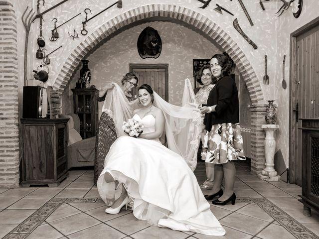 La boda de Raquel y Jose Luis en Cubas De La Sagra, Madrid 5