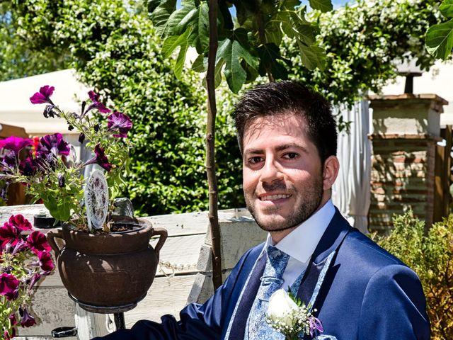 La boda de Raquel y Jose Luis en Cubas De La Sagra, Madrid 8