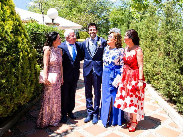 La boda de Raquel y Jose Luis en Cubas De La Sagra, Madrid 9