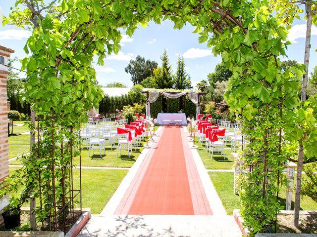 La boda de Raquel y Jose Luis en Cubas De La Sagra, Madrid 11