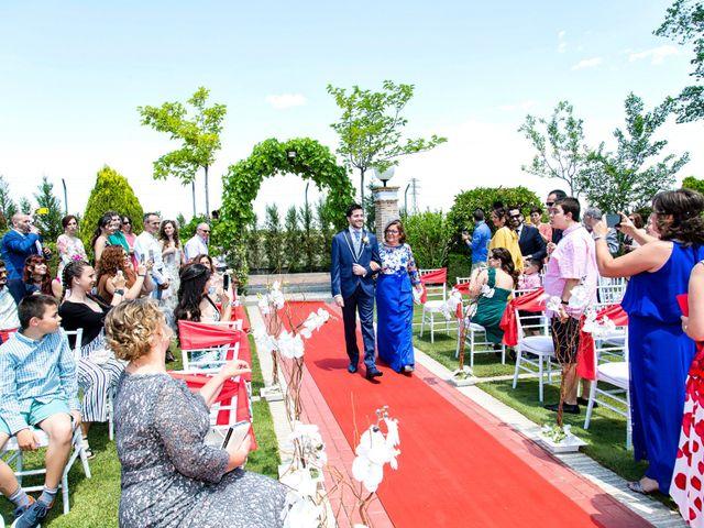 La boda de Raquel y Jose Luis en Cubas De La Sagra, Madrid 13