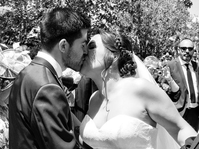 La boda de Raquel y Jose Luis en Cubas De La Sagra, Madrid 14