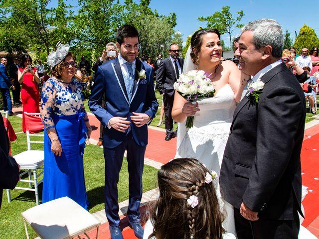 La boda de Raquel y Jose Luis en Cubas De La Sagra, Madrid 15