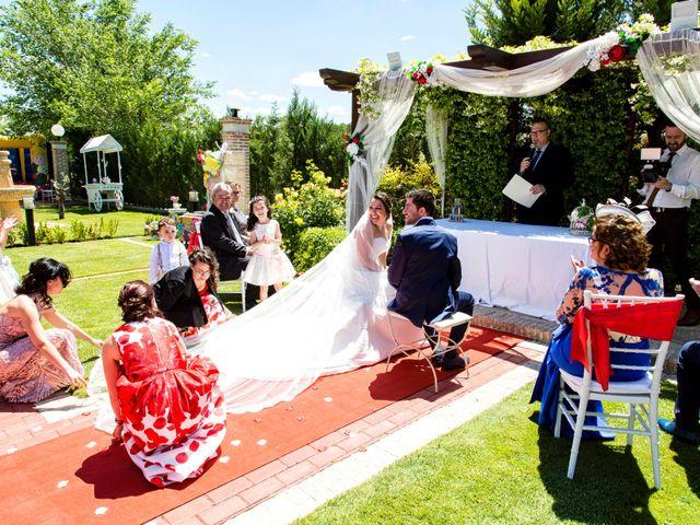 La boda de Raquel y Jose Luis en Cubas De La Sagra, Madrid 16