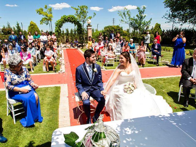 La boda de Raquel y Jose Luis en Cubas De La Sagra, Madrid 17