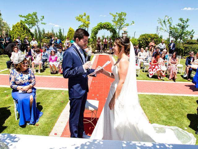 La boda de Raquel y Jose Luis en Cubas De La Sagra, Madrid 20