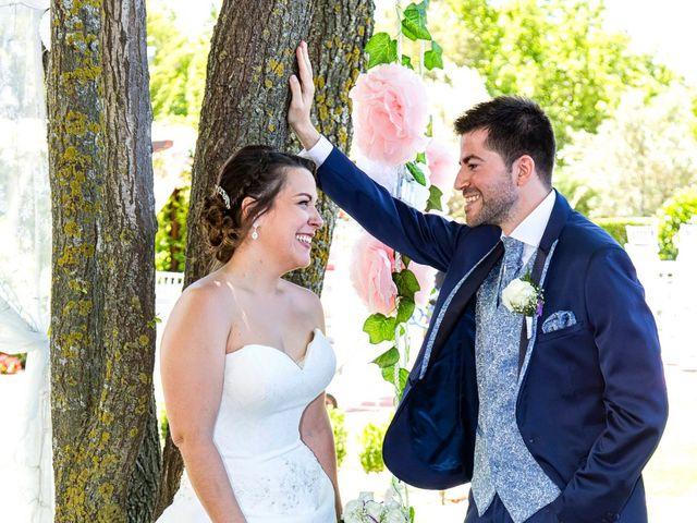 La boda de Raquel y Jose Luis en Cubas De La Sagra, Madrid 23