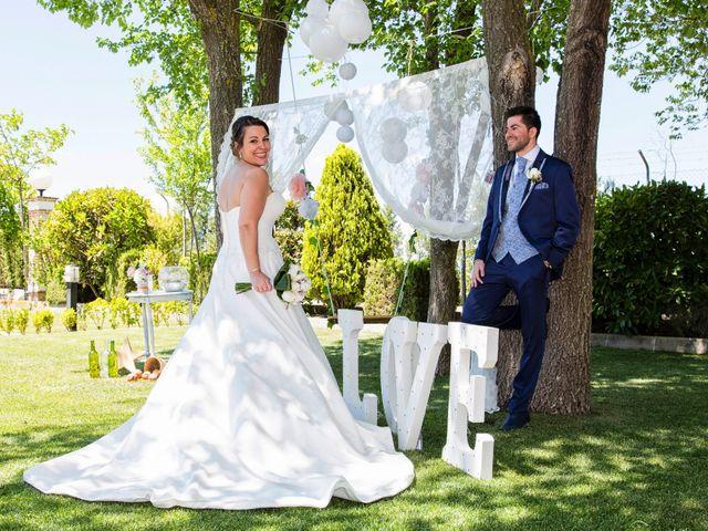 La boda de Raquel y Jose Luis en Cubas De La Sagra, Madrid 25