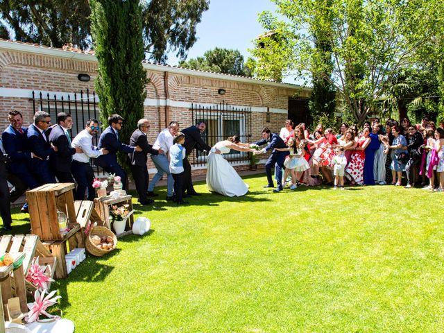 La boda de Raquel y Jose Luis en Cubas De La Sagra, Madrid 27